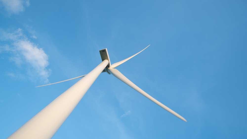Windmolen duurzaam